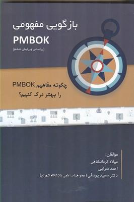 بازگويي مفهومي PMBOK چگونه مفاهيم PMBOK را بهتر درک کنيم؟ (کرمانشاهي) آدينه