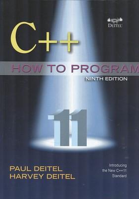 C++ how to program (deitel) edition 9 نص