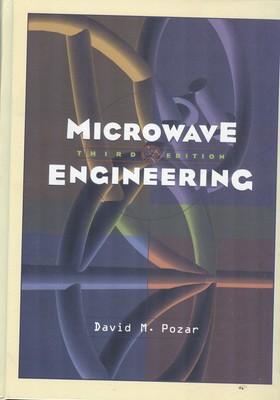 Microwave engineering (pozar) edition 3 نص