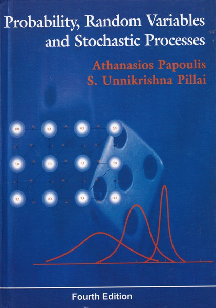 probabili Random Variables and Slochastic Process (papoulis) edition 4 نص