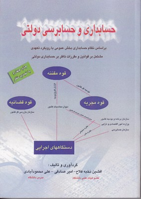 حسابداري و حسابرسي دولتي (فلاح) كيومرث