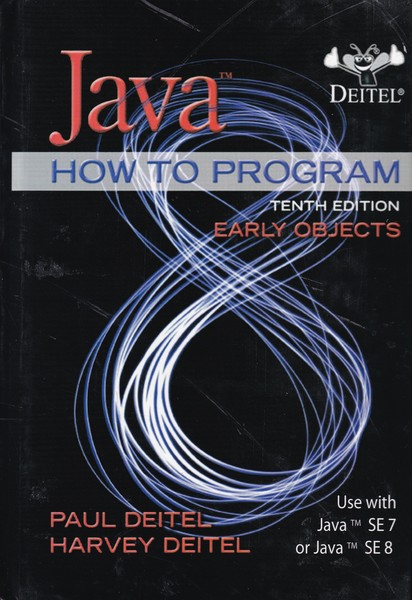 java how to program (deitel) edition 10 صفار افست
