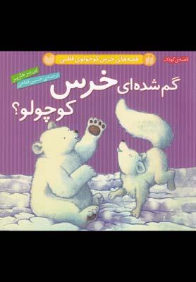 قصه هاي خرس كوچولوي قطبي (گم شده اي خرس كوچولو؟)،(گلاسه،شميز،خشتي كوچك،ذكر)