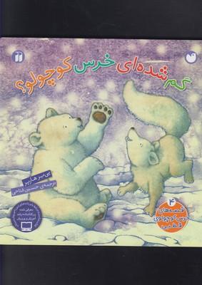 گم شده اي خرس كوچولو؟ (قصه هاي خرس كوچولوي قطبي 4)،(زركوب،خشتي بزرگ،ذكر)