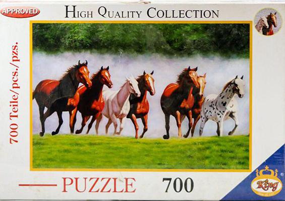 پازل 700 قطعه (2906) كينگ