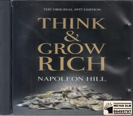 تصویر Think and Grow Rich (بیندیشید و ثروتمند شوید) (انگلیسی)