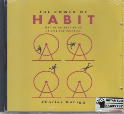 تصویر The Power of Habit (قدرت عادت) (انگلیسی)
