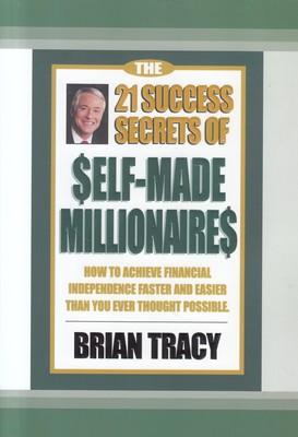 تصویر 21success secrets of self made millionaires (بیست و یک رمز میلیونر های خودساخته) (انگلیسی)
