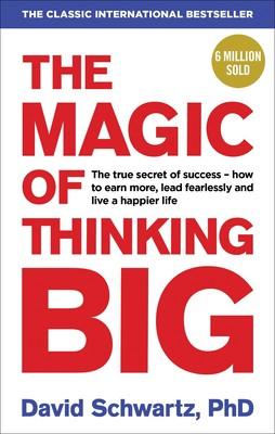 تصویر The Magic of Thinking Big (جادوی فکر بزرگ) (انگلیسی)