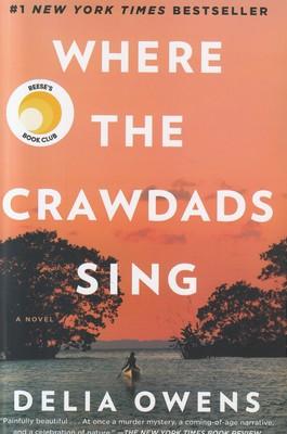 تصویر Where the Crawdads Sing (جایی که خرچنگ ها آواز میخوانند) (انگلیسی)