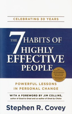 the  7 habits of highly effective people (انگلیسی)