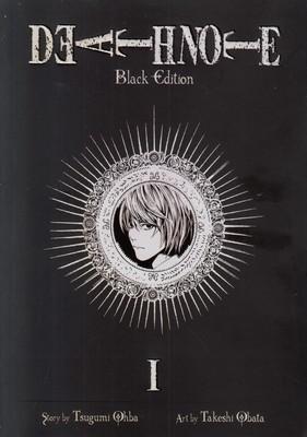 تصویر Death Note1 (دفترچه مرگ 1) (انگلیسی)