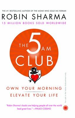 تصویر The 5AM club (باشگاه پنج صبحی ها) (انگلیسی)