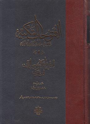 تصویر الفتوحات المکیة (17جلدی)
