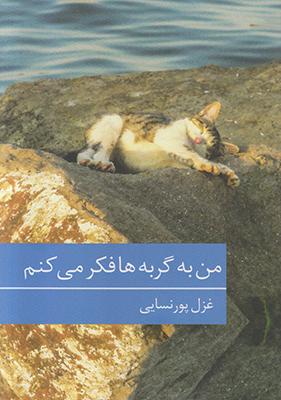 تصویر من به گربه ها فکر می کنم