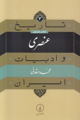تصویر تاریخ و ادبیات ایران 3 (عنصری)