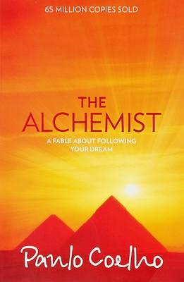 تصویر The Alchemist (کیمیاگر) (انگلیسی)