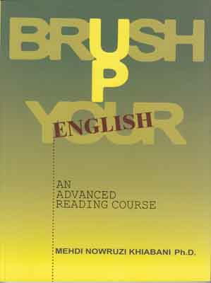 تصویر  کتاب brush up your english