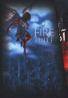 تصویر پک آتش دزد3 جلدی