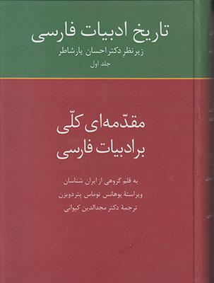 تصویر تاریخ ادبیات فارسی1