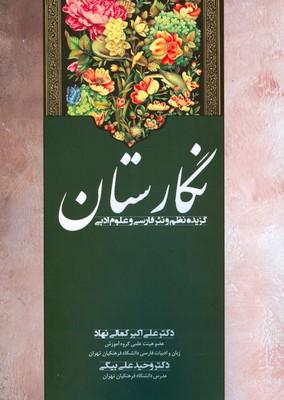 تصویر نگارستان ادب گزیده نظم ونثرفارسی وعلوم ادبی