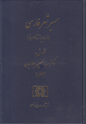 تصویر مسیر شعر فارسی