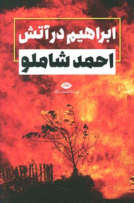 تصویر ابراهیم در آتش