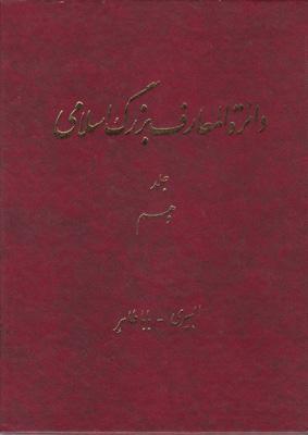 دائره المعارف بزرگ اسلامی (جلد 10)