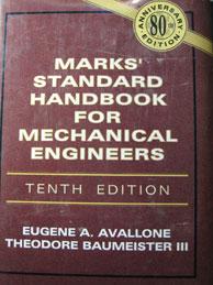 تصویر Mark's Standard Handbook For Mechanical