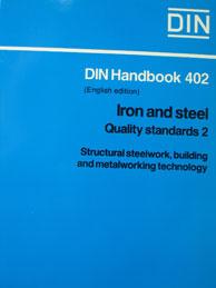 تصویر (Iran And Steel( Quality Standars 2)( DIN 402