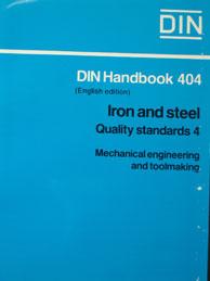تصویر (Iran And Steel (Quality Standars 4)( DIN 404