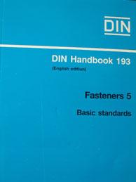 تصویر (Fasteners 5 (Basic Standards)(DIN 193