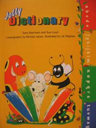 تصویر Jolly Dictionary (با تصوير رنگي)