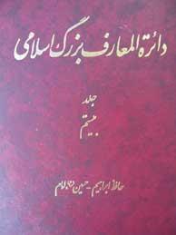 تصویر دایرةالمعارف بزرگ اسلامی جلد20(حافظ ابراهیم ـ حسین(ع)،امام)