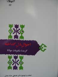 تصویر احوال دل گداخته: گزيده مكتوبات مولانا