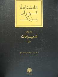 تصویر دانشنامه تهران بزرگ ـ 2جلد