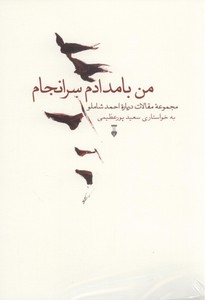 تصویر من بامدادم سرانجام: مجموعه مقالات درباره احمد شاملو