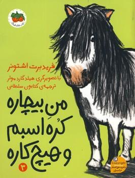 تصویر من بيچاره كره اسبم و هيچ كاره(3)