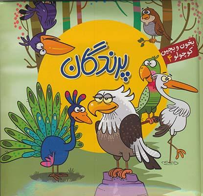 """تصویر پرندگان""""بخون و بچين كوچولو4"""""""