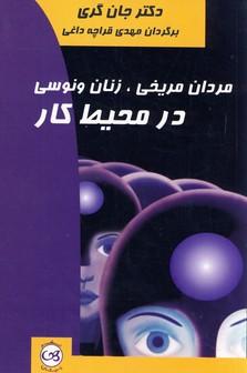 تصویر مريخيها و ونوسيها در محيط كار شميز