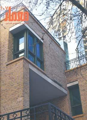 مجله معمار 107 - معماري به روايت مهدي عليزاده