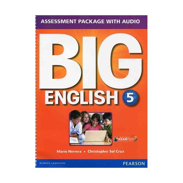 تصویر Assessment Package Big English 5 + CD