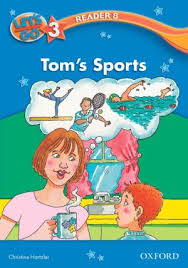 Lets Go 3 Readers 8 - Toms Sports