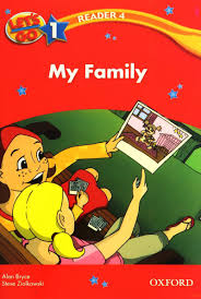 Lets Go 4 Readers 6 - Matts Red Cell Phone
