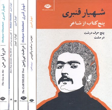 پنج-كتاب-از-شاعر-شهيار-قنبري