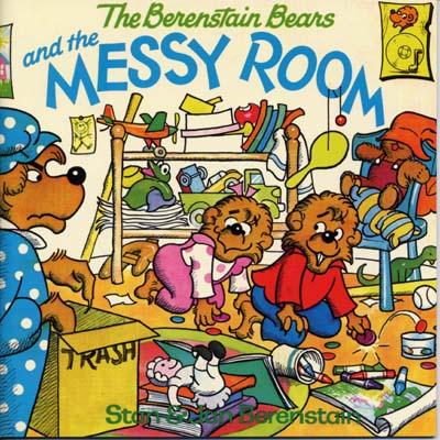 خانواده-خرس-ها-(17)-اتاق-به-هم-ريخته(همراه-كتاب-انگليسي-باcd)