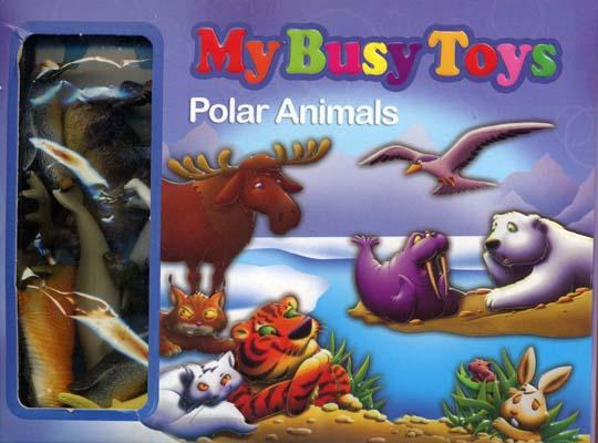 بسته-12تايي-حيوانات-قطبي-(My-Busy-Toys)