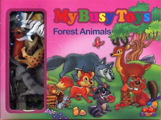 بسته-12تايي-حيوانات-جنگل-(my-busy-toys)