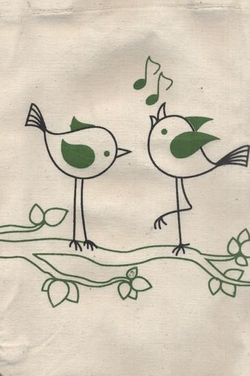 ساك-دستي-طرح-پرنده