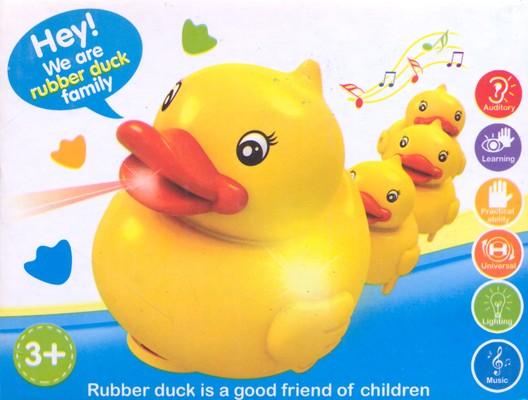 اردك-موزيكال-چرخشي--rubber-duck
